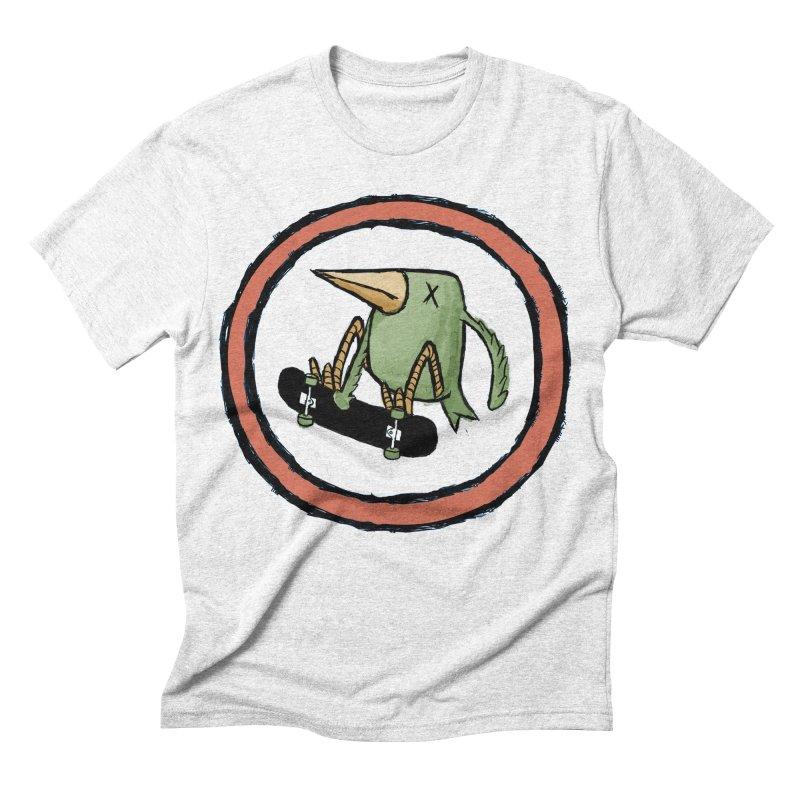 Shred to Death Men's Triblend T-shirt by austinbeale's Artist Shop