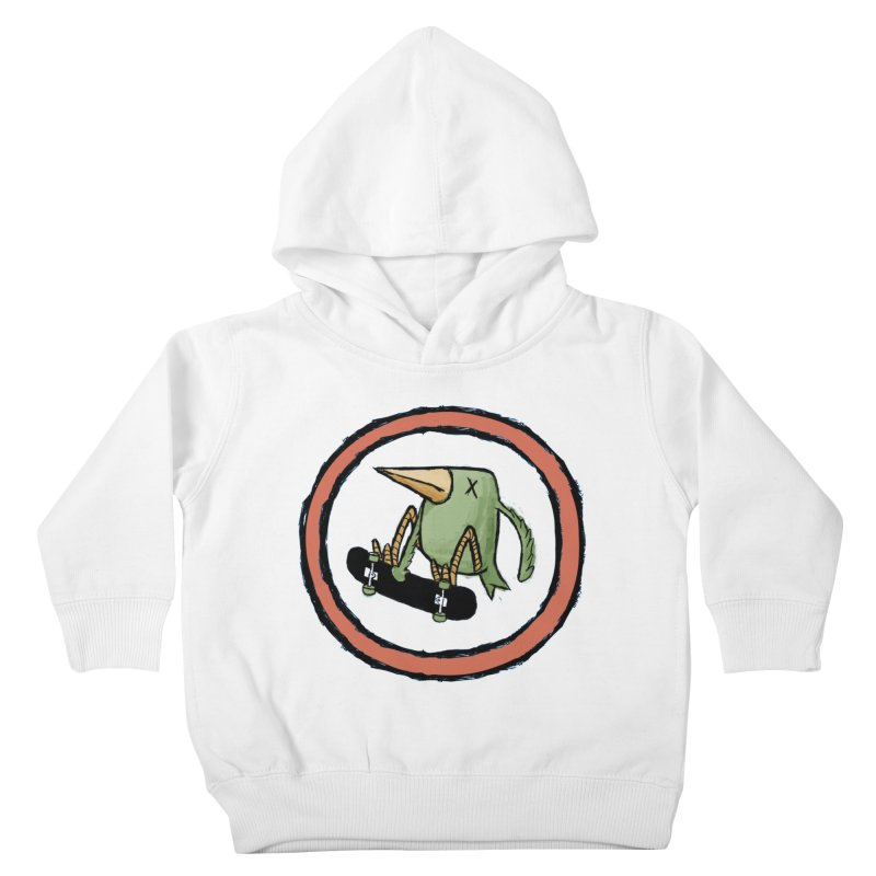 Shred to Death Kids Toddler Pullover Hoody by austinbeale's Artist Shop