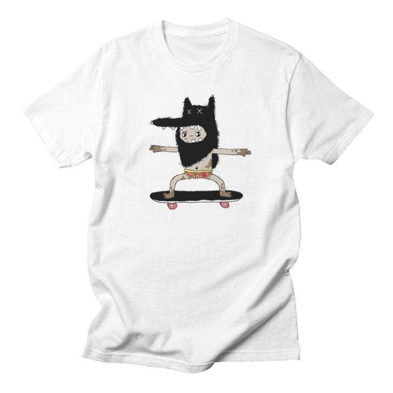 colored maniac  Men's T-Shirt by austinbeale's Artist Shop