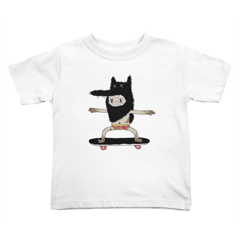 colored maniac  Kids Toddler T-Shirt by austinbeale's Artist Shop