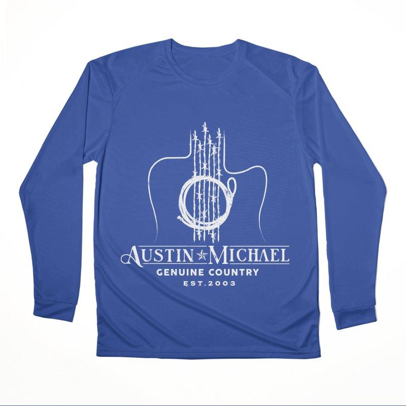 AustinMichael - Genuine Country Design Men's Longsleeve T-Shirt by austinmichaelus's Artist Shop
