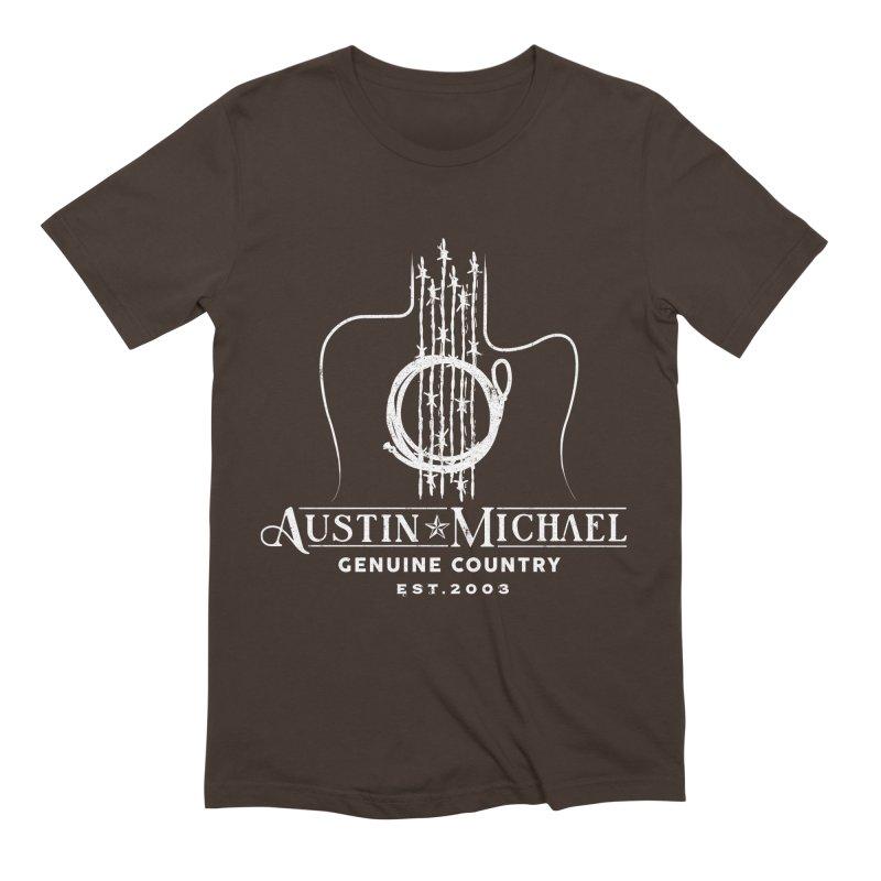 AustinMichael - Genuine Country Design Men's Extra Soft T-Shirt by austinmichaelus's Artist Shop