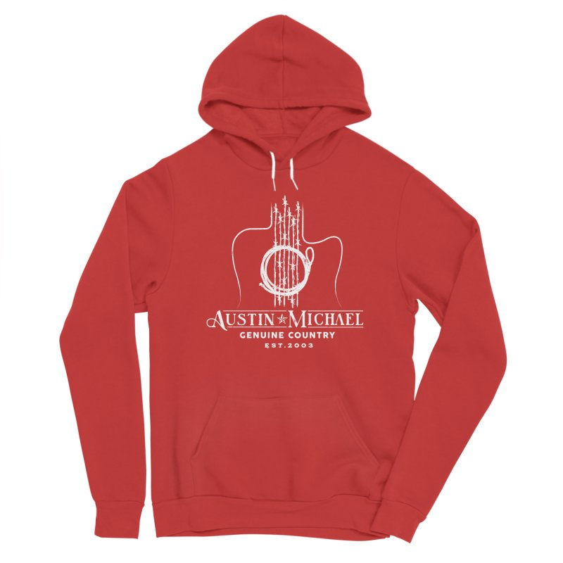 AustinMichael - Genuine Country Design Women's Pullover Hoody by austinmichaelus's Artist Shop