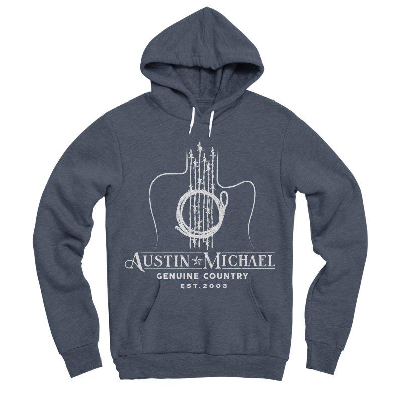 AustinMichael - Genuine Country Design Men's Sponge Fleece Pullover Hoody by austinmichaelus's Artist Shop