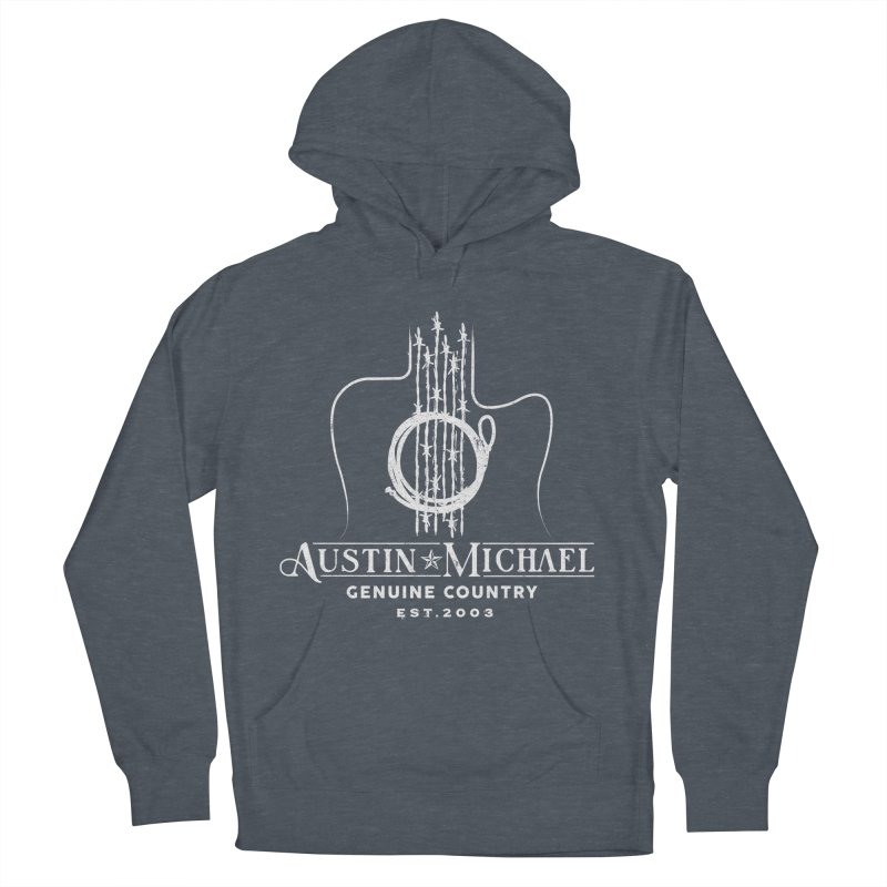 AustinMichael - Genuine Country Design Men's French Terry Pullover Hoody by austinmichaelus's Artist Shop