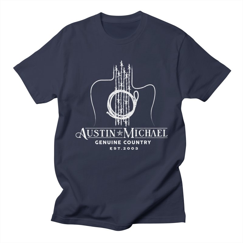 AustinMichael - Genuine Country Design Women's Regular Unisex T-Shirt by austinmichaelus's Artist Shop