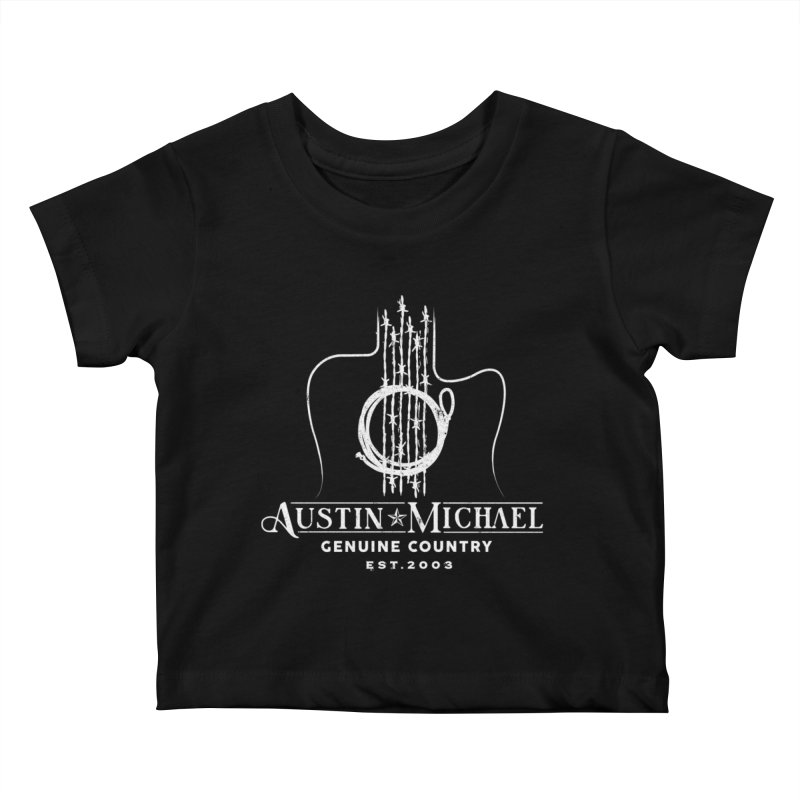 AustinMichael - Genuine Country Design Kids Baby T-Shirt by austinmichaelus's Artist Shop