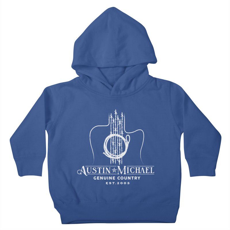 AustinMichael - Genuine Country Design Kids Toddler Pullover Hoody by austinmichaelus's Artist Shop