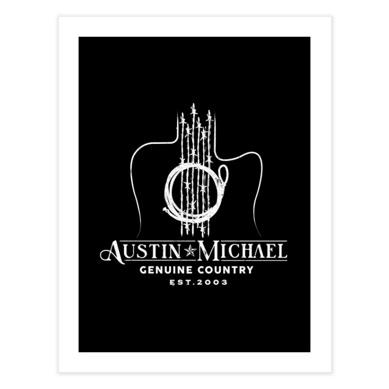 AustinMichael - Genuine Country Design Home Fine Art Print by austinmichaelus's Artist Shop