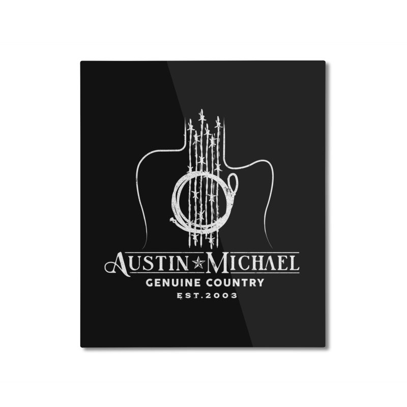 AustinMichael - Genuine Country Design Home Mounted Aluminum Print by austinmichaelus's Artist Shop