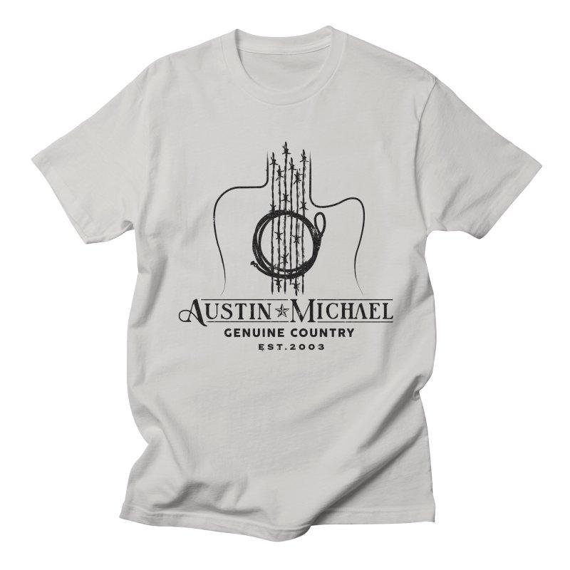 Austin Michael Genuine Country - Light Colors Women's Regular Unisex T-Shirt by austinmichaelus's Artist Shop