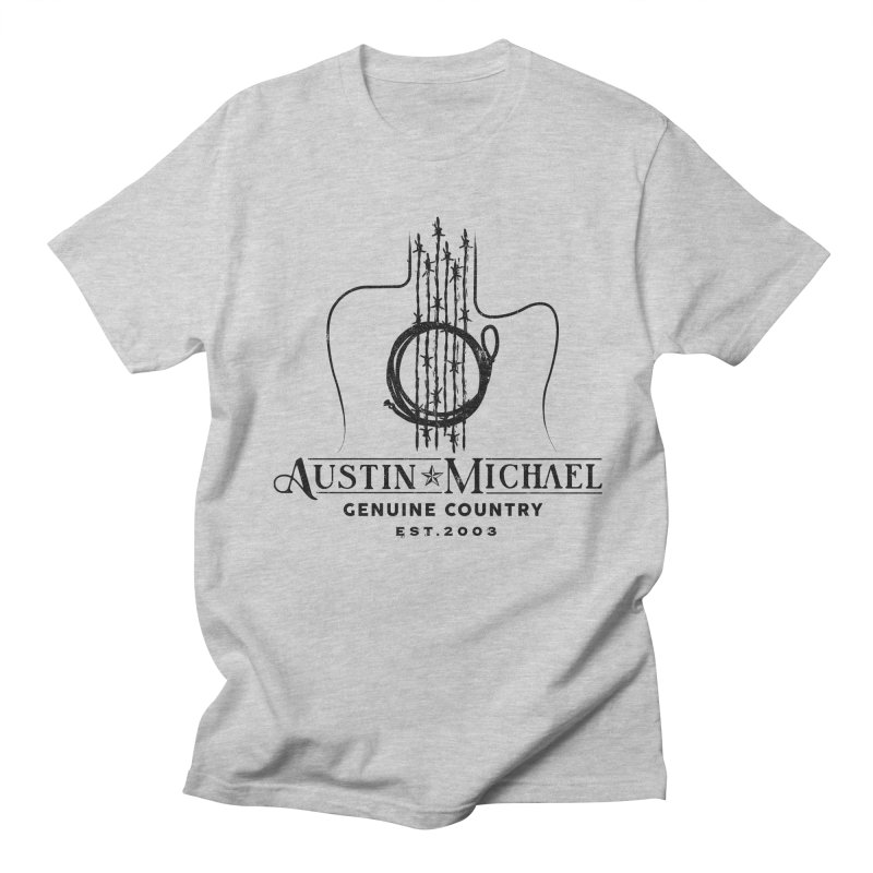 Austin Michael Genuine Country - Light Colors Women's Regular Unisex T-Shirt by austinmichaelus's Artist Shop