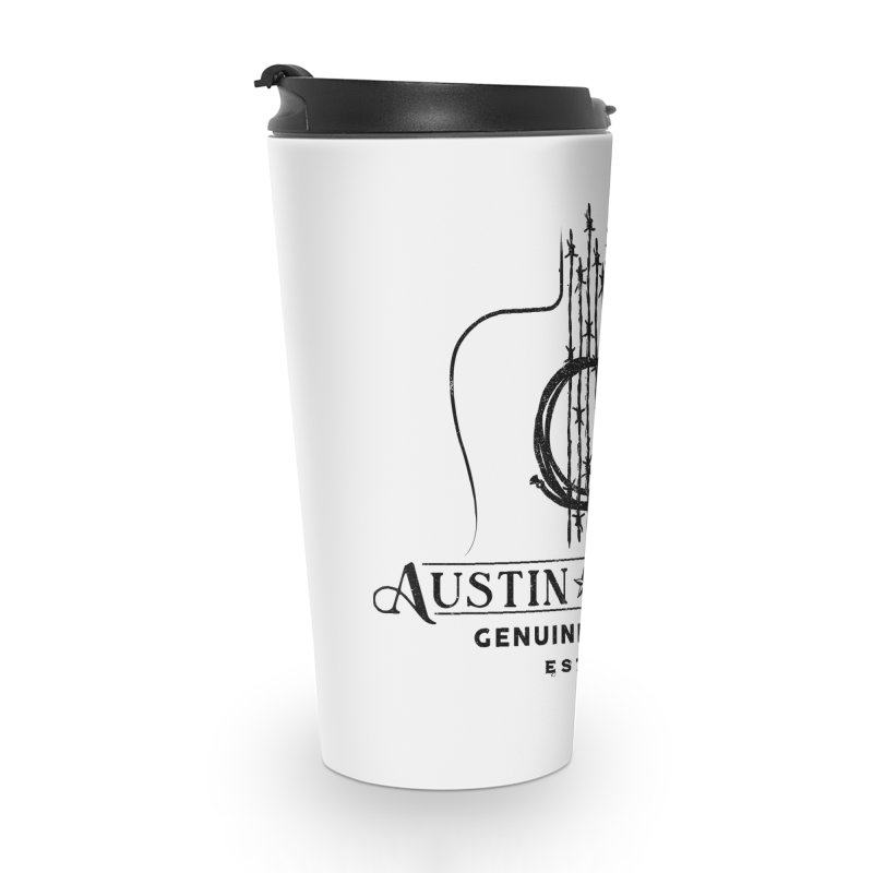 Austin Michael Genuine Country - Light Colors Accessories Travel Mug by austinmichaelus's Artist Shop
