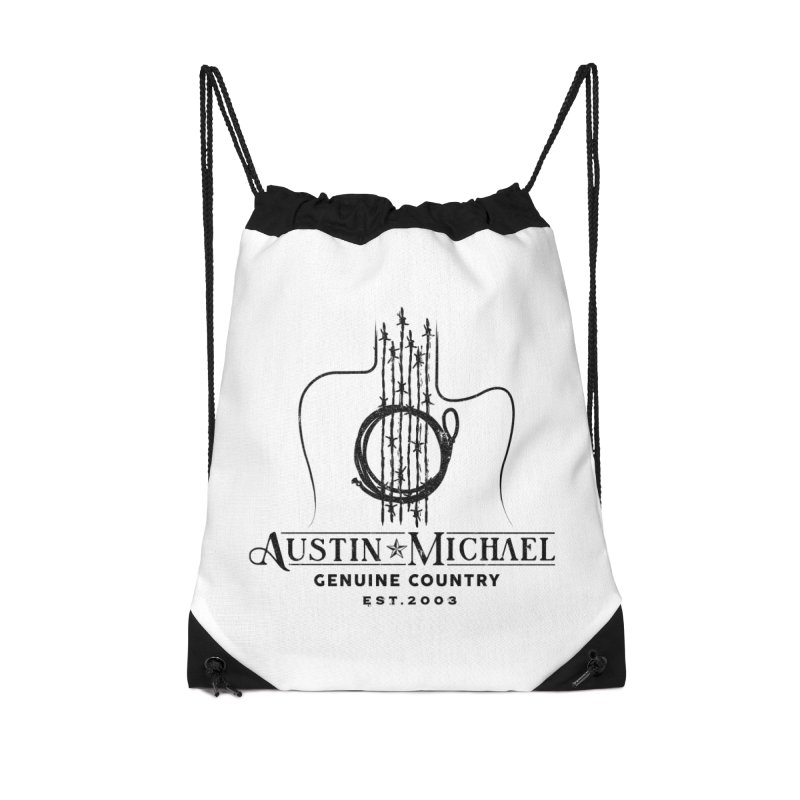 Austin Michael Genuine Country - Light Colors Accessories Drawstring Bag Bag by austinmichaelus's Artist Shop