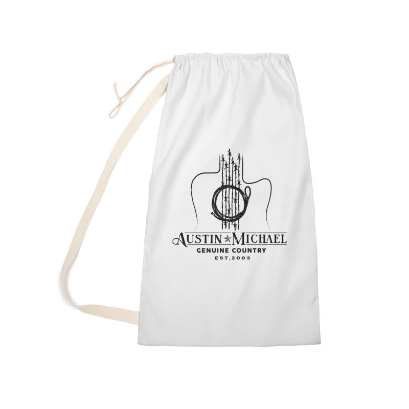 Austin Michael Genuine Country - Light Colors Accessories Bag by austinmichaelus's Artist Shop