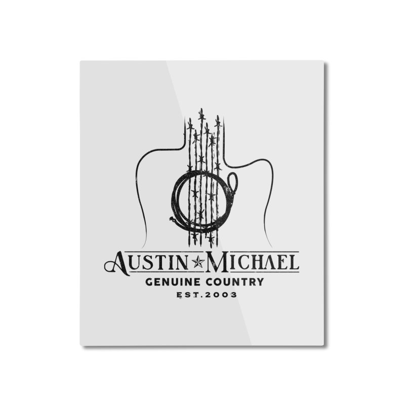 Austin Michael Genuine Country - Light Colors Home Mounted Aluminum Print by austinmichaelus's Artist Shop