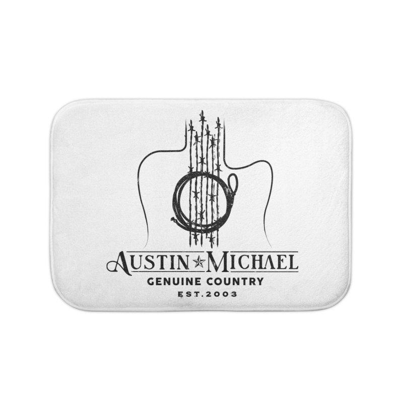 Austin Michael Genuine Country - Light Colors Home Bath Mat by austinmichaelus's Artist Shop