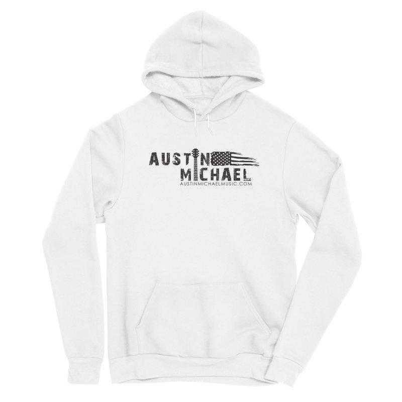 Austin Michael - USA  - for light colors Men's Pullover Hoody by austinmichaelus's Artist Shop