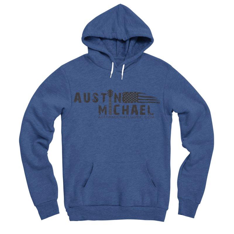 Austin Michael - USA  - for light colors Women's Sponge Fleece Pullover Hoody by austinmichaelus's Artist Shop