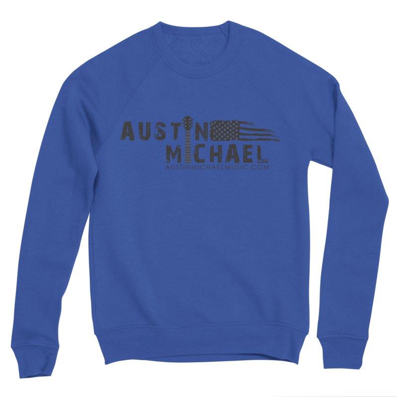 Austin Michael - USA  - for light colors Women's Sweatshirt by austinmichaelus's Artist Shop