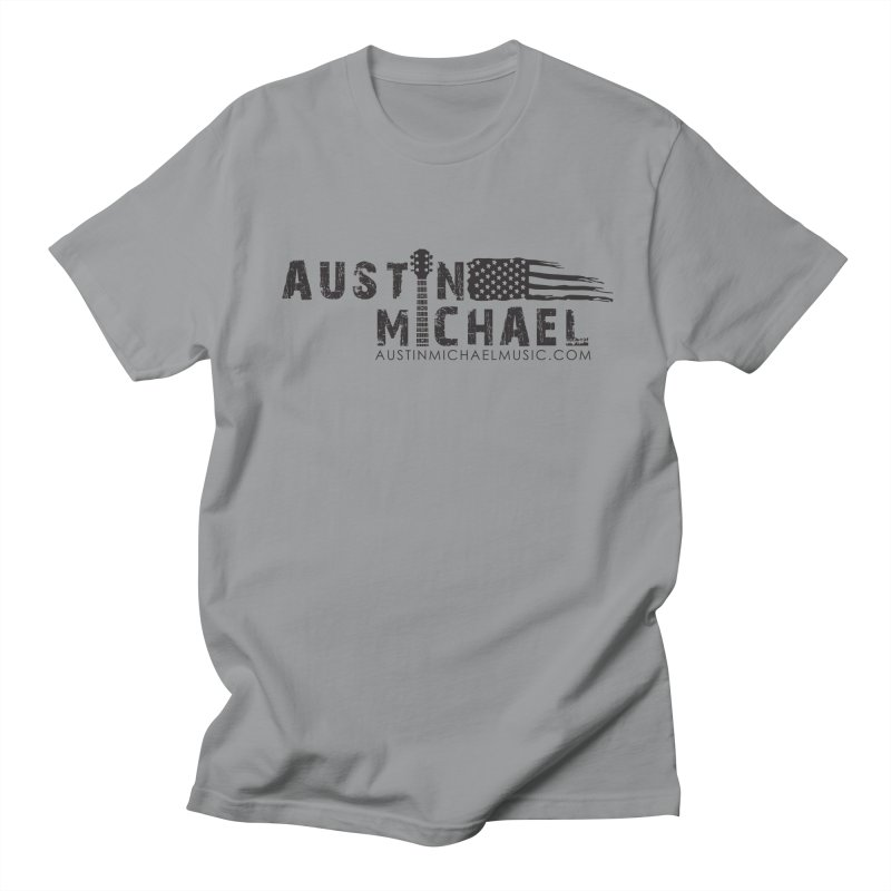 Austin Michael - USA  - for light colors Women's Regular Unisex T-Shirt by austinmichaelus's Artist Shop