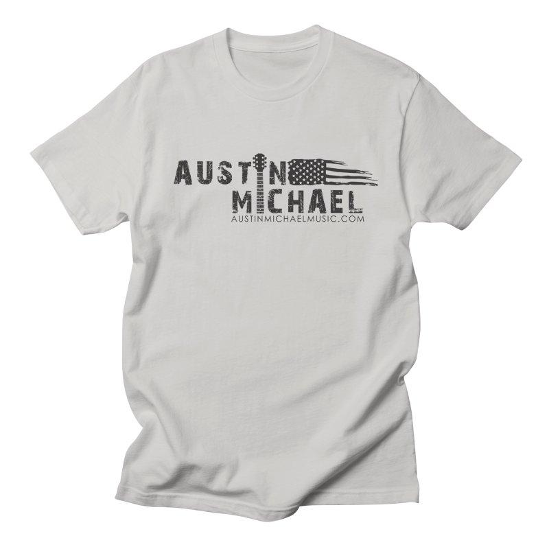Austin Michael - USA  - for light colors Women's Regular Unisex T-Shirt by austinmichaelus's Artist Shop