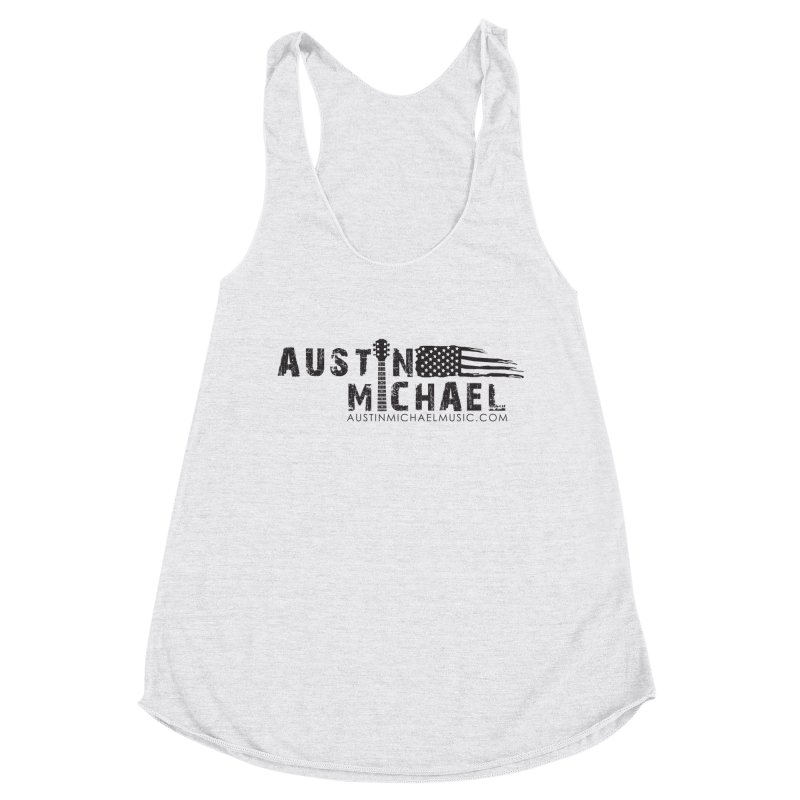 Austin Michael - USA  - for light colors Women's Tank by austinmichaelus's Artist Shop