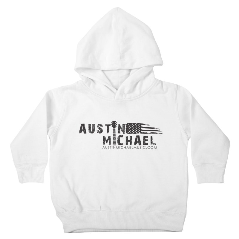Austin Michael - USA  - for light colors Kids Toddler Pullover Hoody by austinmichaelus's Artist Shop