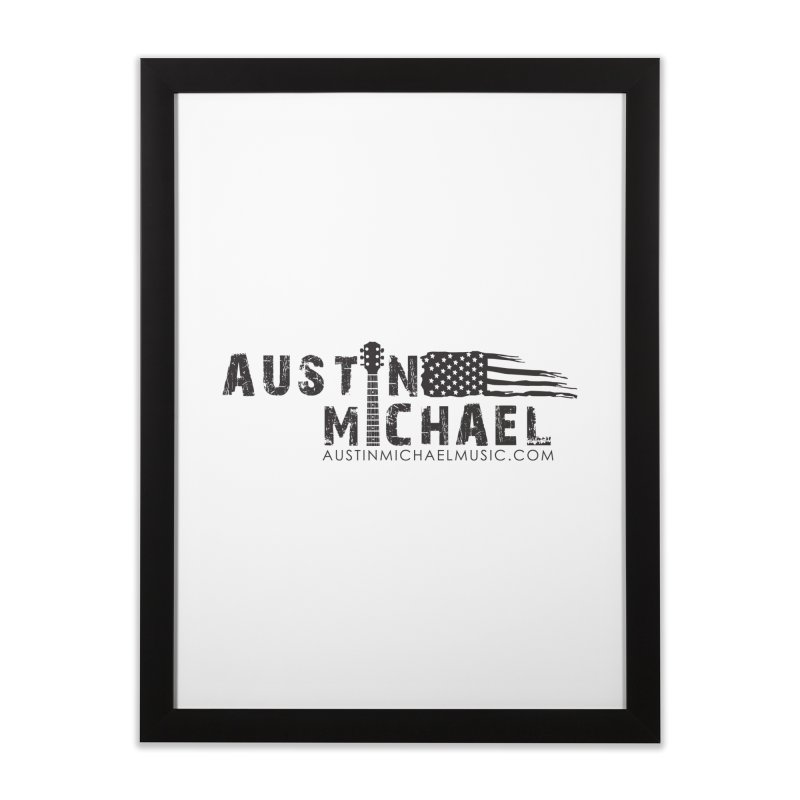 Austin Michael - USA  - for light colors Home Framed Fine Art Print by austinmichaelus's Artist Shop