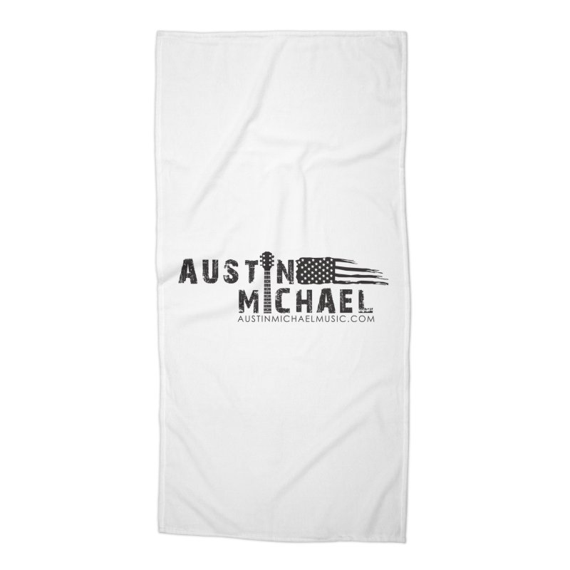 Austin Michael - USA  - for light colors Accessories Beach Towel by austinmichaelus's Artist Shop