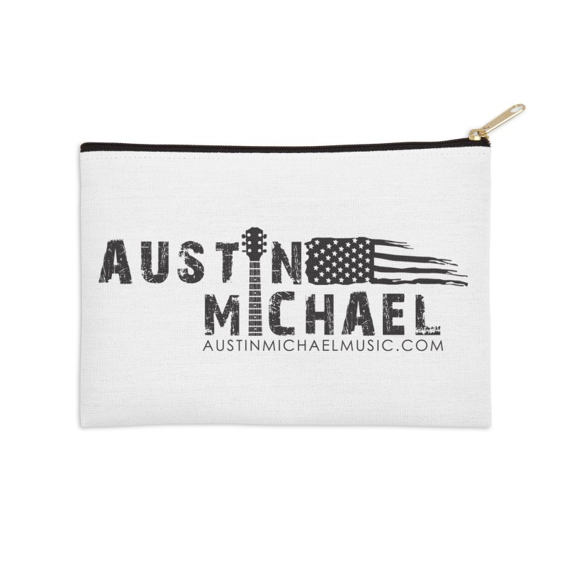 Austin Michael - USA  - for light colors Accessories Zip Pouch by austinmichaelus's Artist Shop