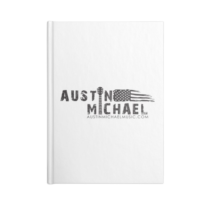 Austin Michael - USA  - for light colors Accessories Lined Journal Notebook by austinmichaelus's Artist Shop