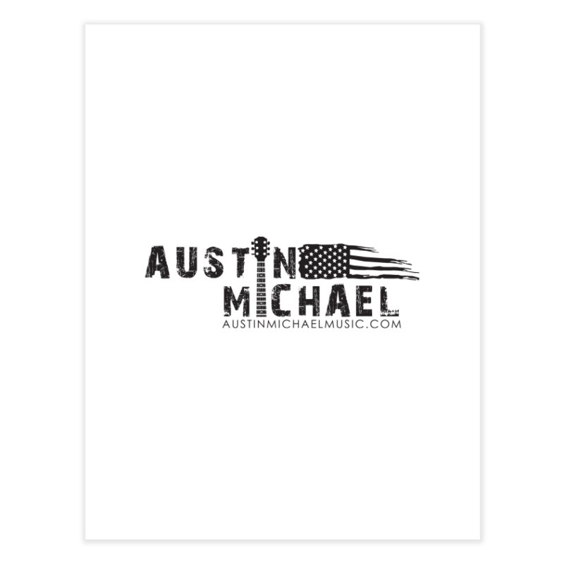 Austin Michael - USA  - for light colors Home Fine Art Print by austinmichaelus's Artist Shop