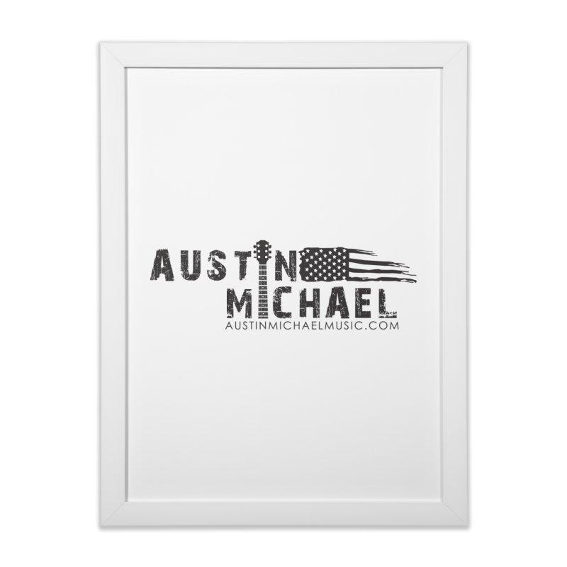 Austin Michael - USA  - for light colors Home Framed Fine Art Print by austinmichaelus's Artist Shop