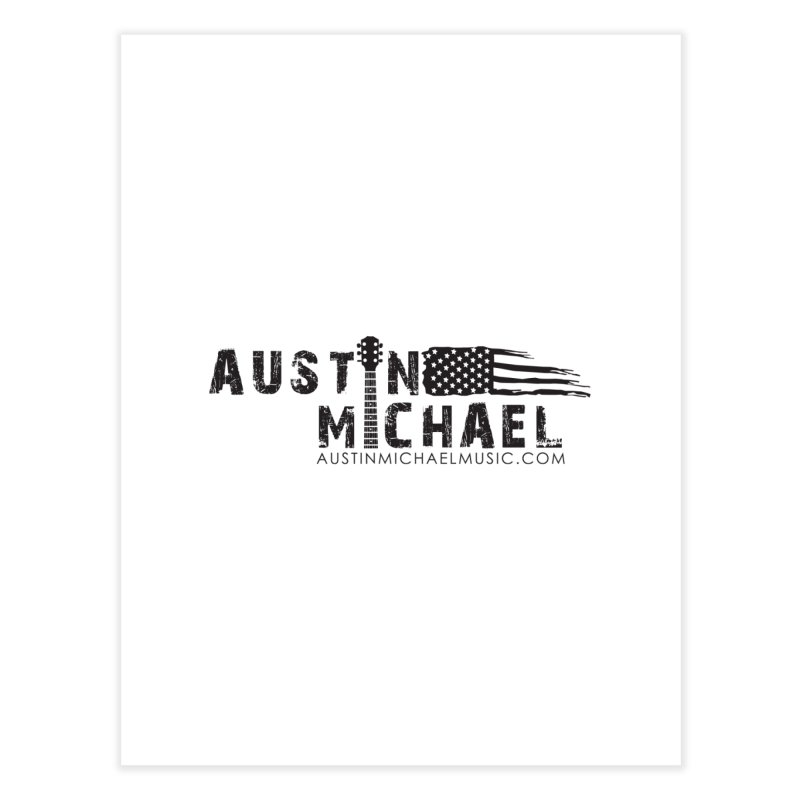 Austin Michael - USA  - for light colors Home Fine Art Print by austinmichaelus's Artist Shop