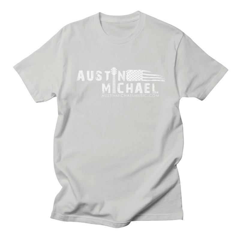 Austin Michael - USA  - for dark colors Women's Regular Unisex T-Shirt by austinmichaelus's Artist Shop