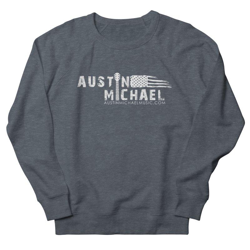 Austin Michael - USA  - for dark colors Women's French Terry Sweatshirt by austinmichaelus's Artist Shop