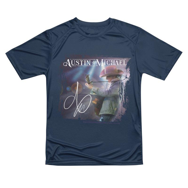 Austin Michael Concert Lights Women's Performance Unisex T-Shirt by austinmichaelus's Artist Shop