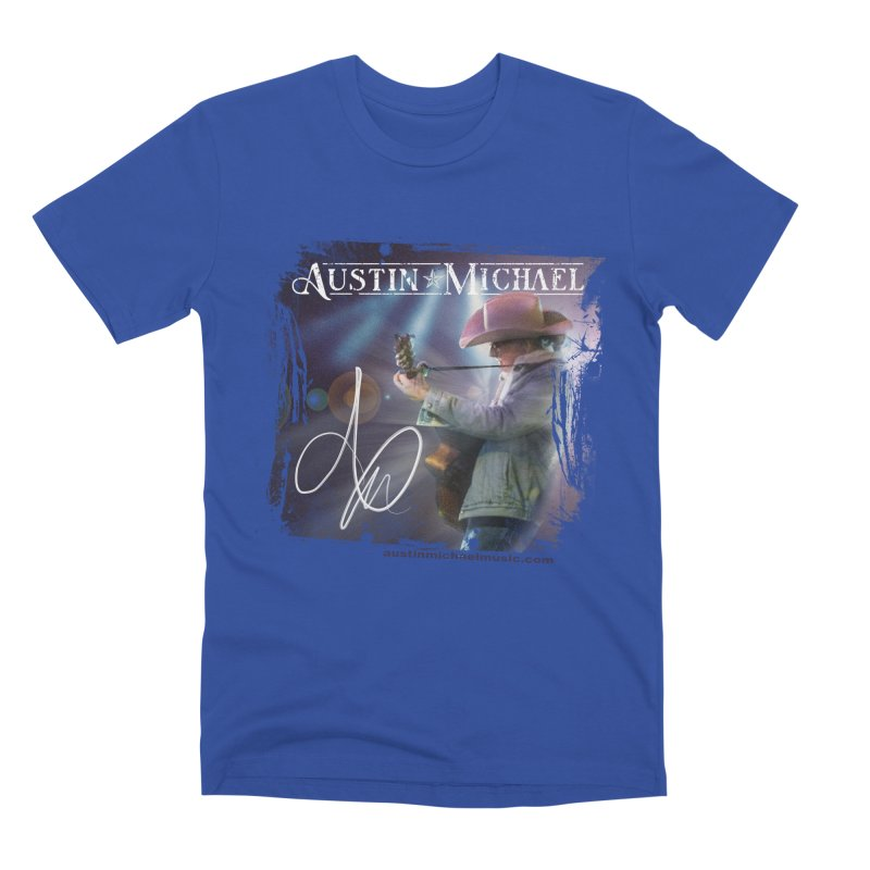 Austin Michael Concert Lights Men's T-Shirt by austinmichaelus's Artist Shop