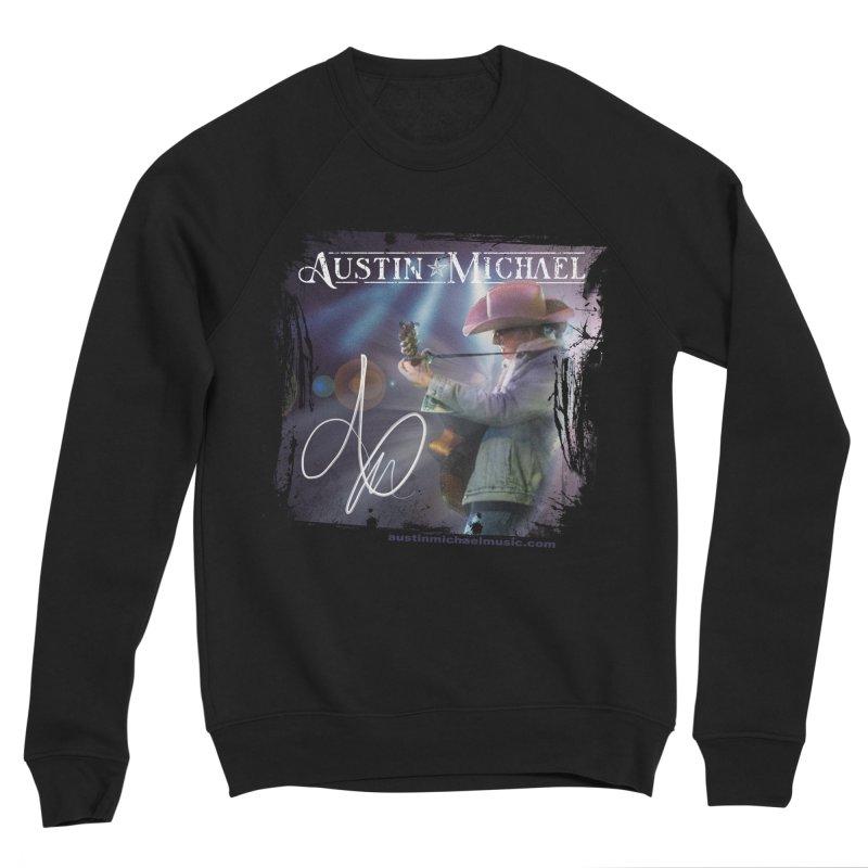Austin Michael Concert Lights Women's Sponge Fleece Sweatshirt by austinmichaelus's Artist Shop