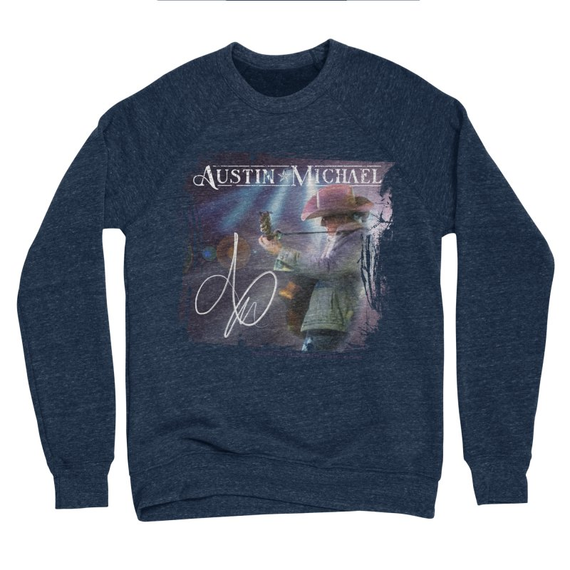 Austin Michael Concert Lights Women's Sponge Fleece Sweatshirt by austinmichaelus's Artist Shop