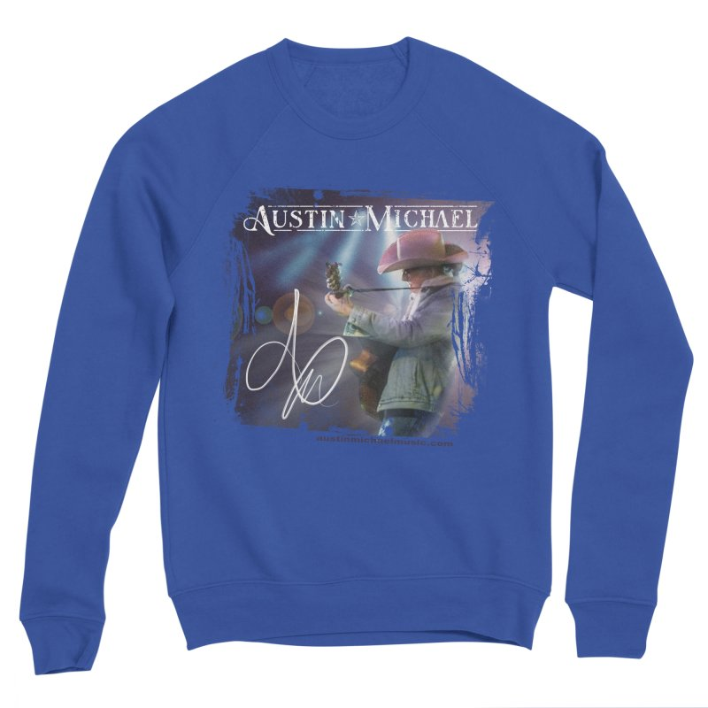 Austin Michael Concert Lights Women's Sweatshirt by austinmichaelus's Artist Shop