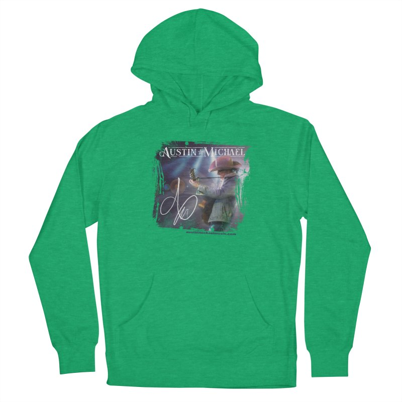 Austin Michael Concert Lights Men's Pullover Hoody by austinmichaelus's Artist Shop