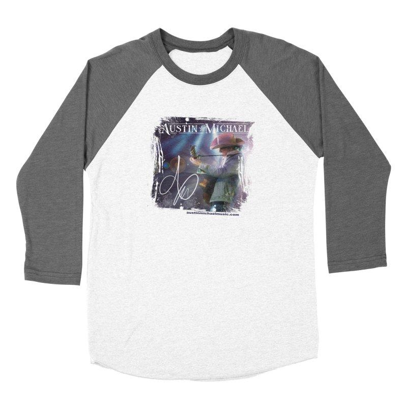 Austin Michael Concert Lights Women's Longsleeve T-Shirt by austinmichaelus's Artist Shop