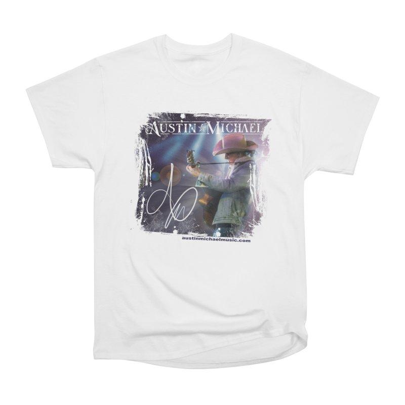 Austin Michael Concert Lights Men's Heavyweight T-Shirt by austinmichaelus's Artist Shop
