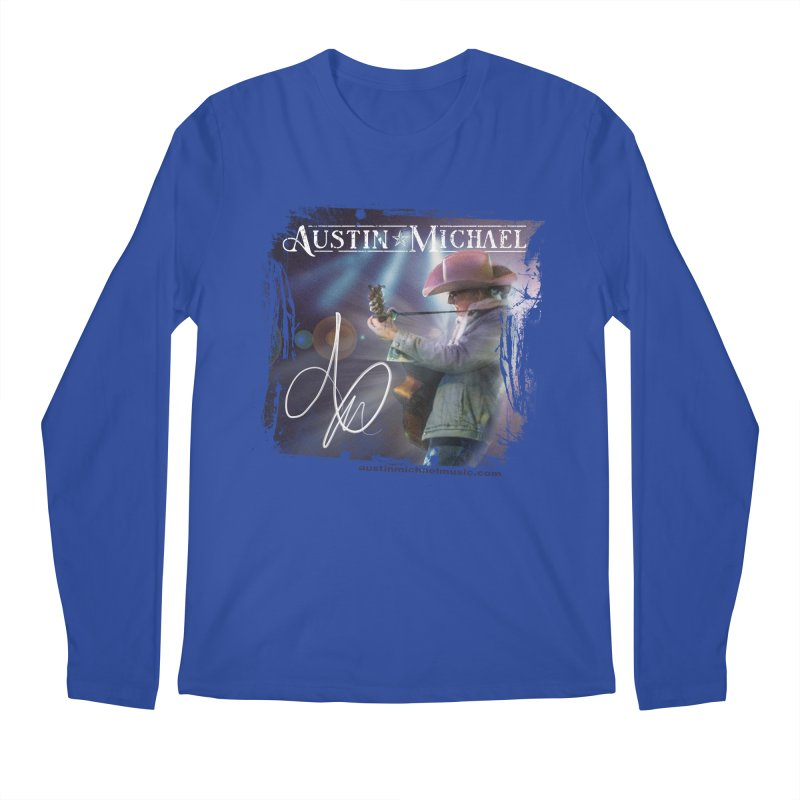 Austin Michael Concert Lights Men's Longsleeve T-Shirt by austinmichaelus's Artist Shop