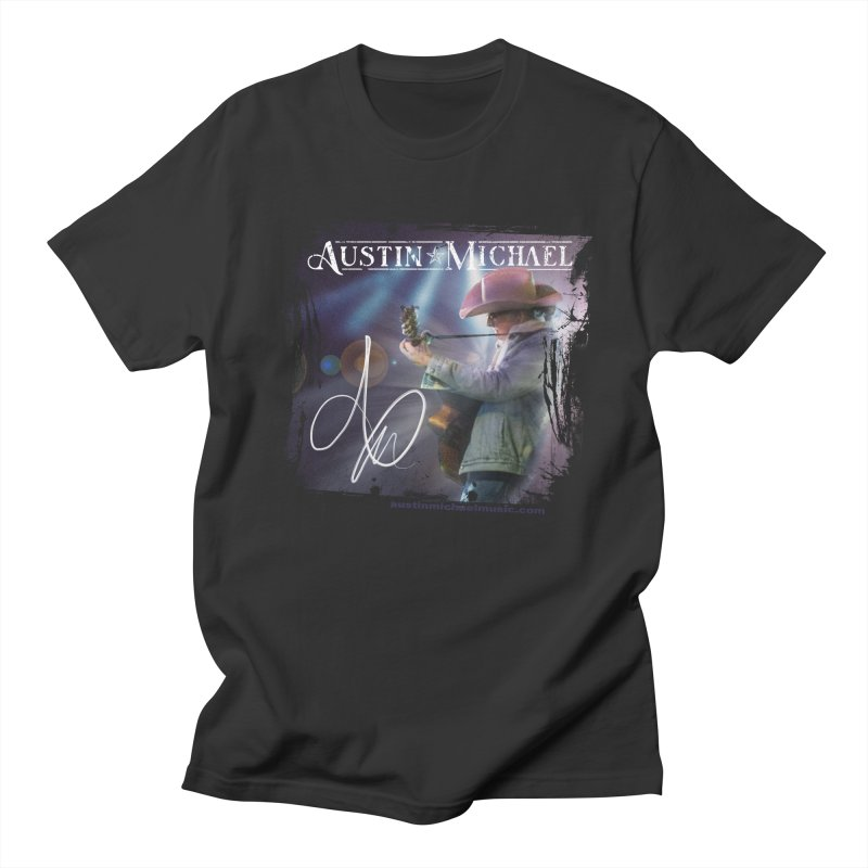 Austin Michael Concert Lights Men's T-Shirt by austinmichaelus's Artist Shop