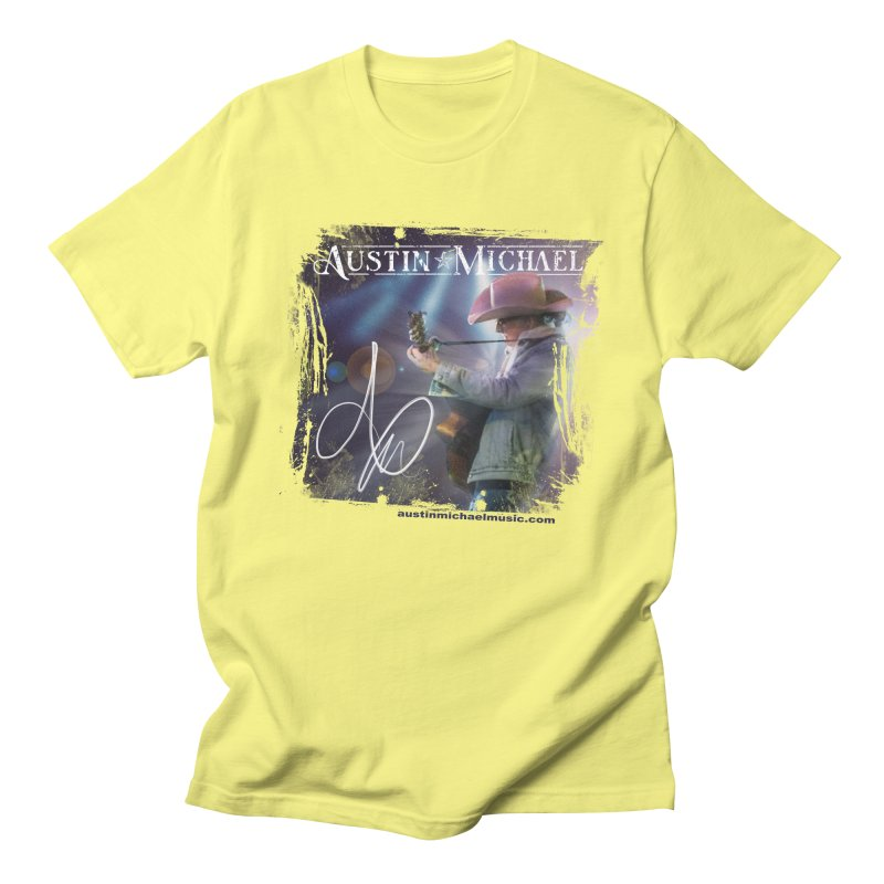 Austin Michael Concert Lights Women's Regular Unisex T-Shirt by austinmichaelus's Artist Shop