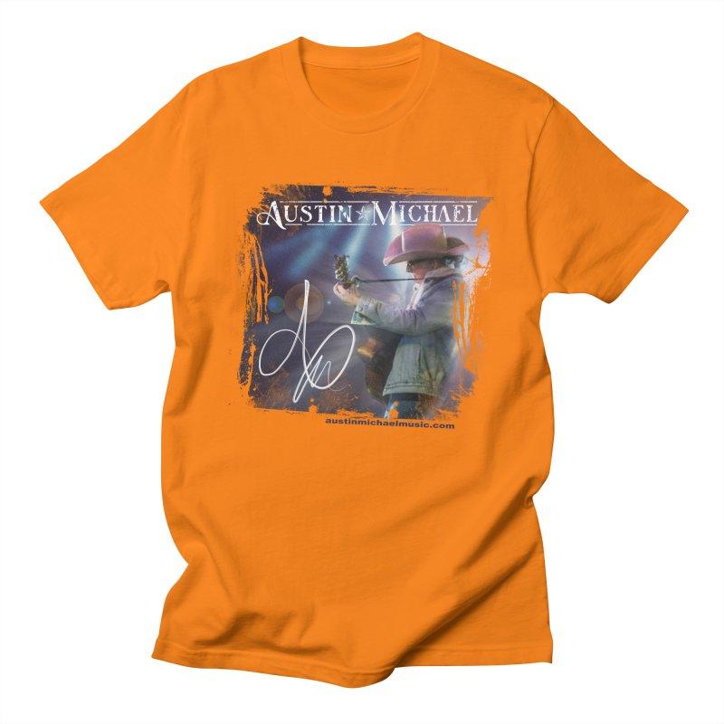 Austin Michael Concert Lights Women's Regular Unisex T-Shirt by austinmichaelus's Artist Shop