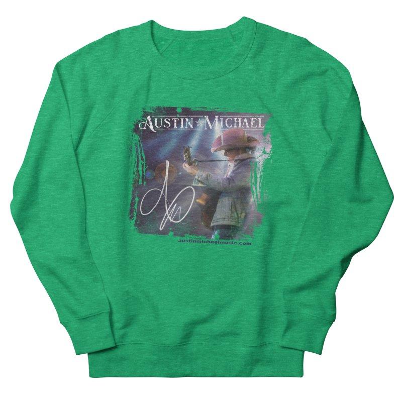 Austin Michael Concert Lights Women's Sweatshirt by austinmichaelus's Artist Shop